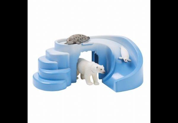 Tomy Ania Arctic Adventure Iceberg, Seal with Baby and Polar Bear